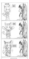 K-ON 4koma test 05 by DAgilityRei