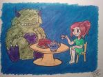 Teaparty by Sifke