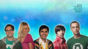 The Big Bang Theory - Wallpaper by Dead-Standing-Tree