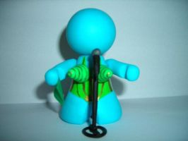 Hanky Panky 2 - With Microphone - Toy Art by arturizakf
