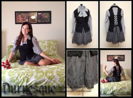 Briar Rose Inspired Ensemble by Durnesque