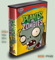 :case: Plants vs Zombies by foxgguy2001