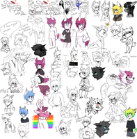 Iscribble Dump by Yukiin