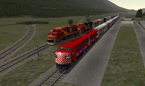 Canadian Pacific in movies by YRT9401