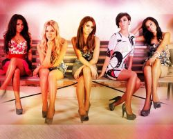 The Saturdays Wallpaper 2 by outthere08