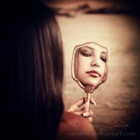 Mirror, mirror.. by nairafee