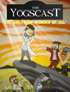 Yogscast-contest entry by DracoWolf0-0