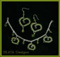 Green with Envy by SLiCkDesigns