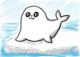 Little Pretty Seal by livemylex