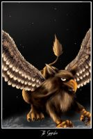 The Gryphon by Vixen8387