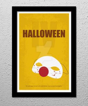 Halloween 4 Alternate Poster by kreepykustomz