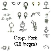 Clasps Pack by Sage-Dreamer