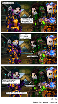A Skritty Situation 37 (Guild Wars 2 comic) by windu190