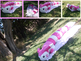 Commission: Shiny Lifesize Furret