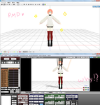 MMD/PMX ERROR HALP!!!!! -FIXED- by KarsVan