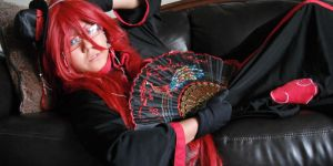 Kuro: For the Love of Grell by FallenMoon94