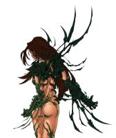 Witchblade color WIP by s00laco