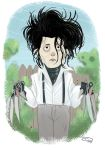Edward Scissorhands by DenisM79