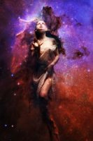 Cosmic Lady by Emmer