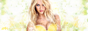 Candice Swanepoel by niku951