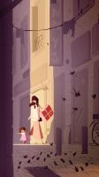Grand Rue by PascalCampion