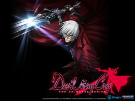 Devil May Cry Anime by Dissidia01