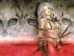 Luis Royo Sexy Painting Art by Talamasca1981
