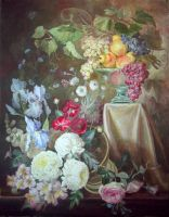 Still life in dutch style 2009 by Natal-Zhade