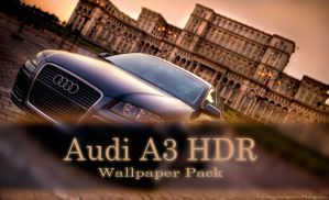 Audi A3 HDR Wallpaper Pack by ScorpionEntity