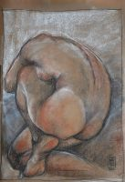 Figure study 104 by andreuccettiart