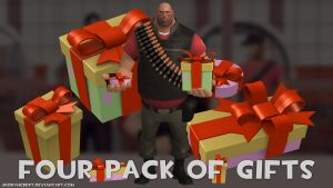 Pack of Gift - Download by JhonyHebert