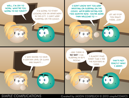 SC512 - Indecent Proposal by simpleCOMICS