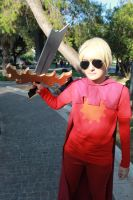 Homestuck - Dave Strider GT by hanaquarius