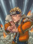 That's right... Naruto by Zatransis