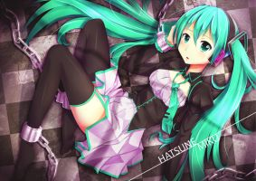 Hatsune Miku by packge