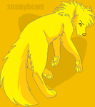 sunnyheart by ChrystalStarWolf