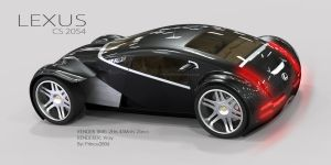 Lexus CS 2054 Black_by 2806 by 2806