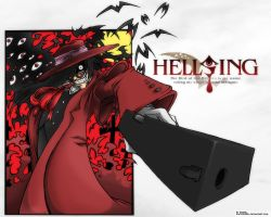 Hellsing Wallpaper by Zeurel
