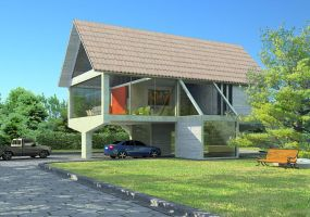 Country House by HAWF
