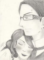 Emma and William by Momo0302