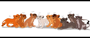 A New Generation by Ronaai