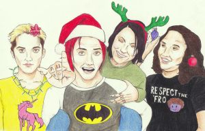 My Chemical Killjoy Christmas by jeni-stark