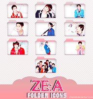 ze:a folder icons {REQUEST} by stopidd