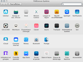 Mavericks 10.9 -  Prefs System by GrimlocK38
