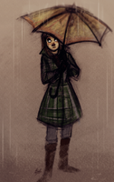 Rain by rollingrabbit
