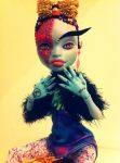 Brooke Candy Doll by AbscureDollBlog