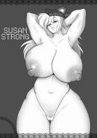 Susan Strong Book by mkonstantinov