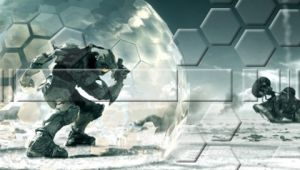 Halo 3 PSP Wallpaper by AIBryce
