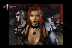 Bloodrayne 2 by Mysticor