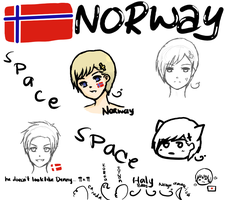 Art Dump :: Norway and etc. by ERIcentric